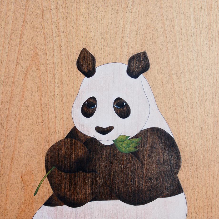 """""""my tiny panda bear"""""""
