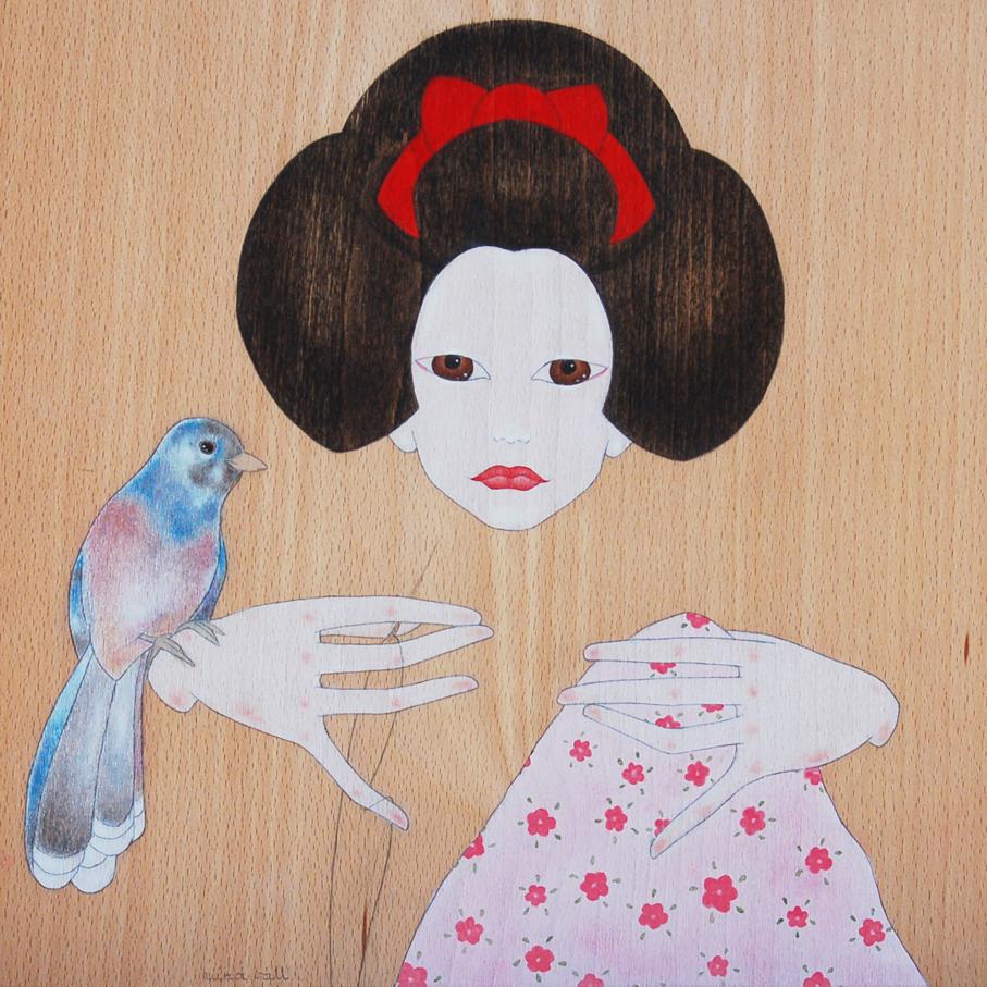 """""""geisha cosint"""""""