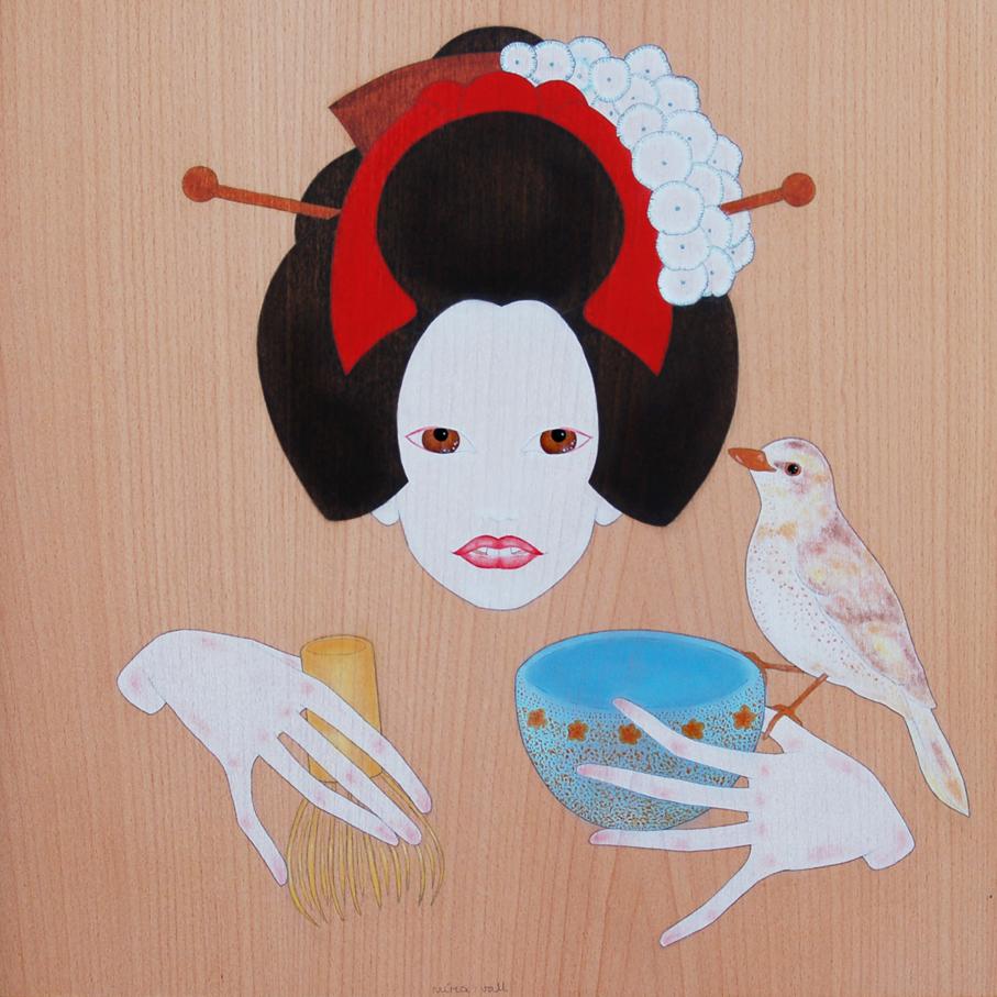 """""""maiko i la cerimònia del te"""""""